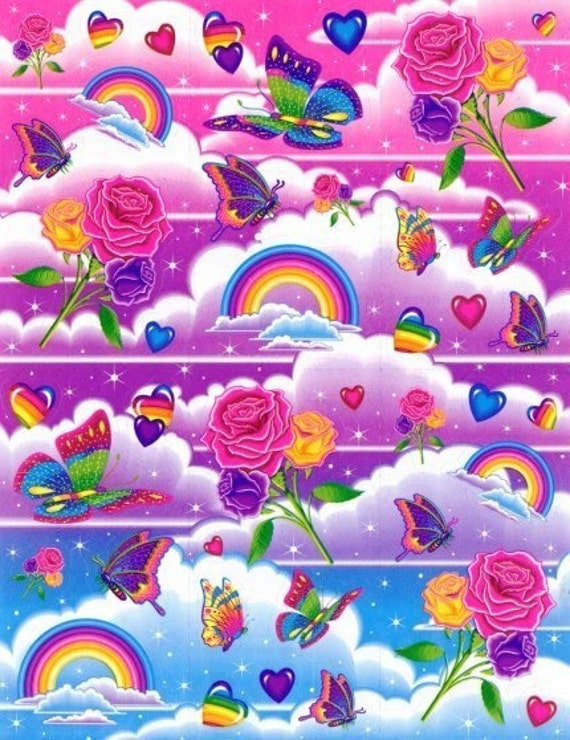 gallery for lisa frank background