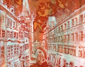 Prague  - Fine Art Signed Giclee Print