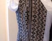 VINTAGE - 80s Vest