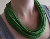 Green and Magenta Reversible Necklace