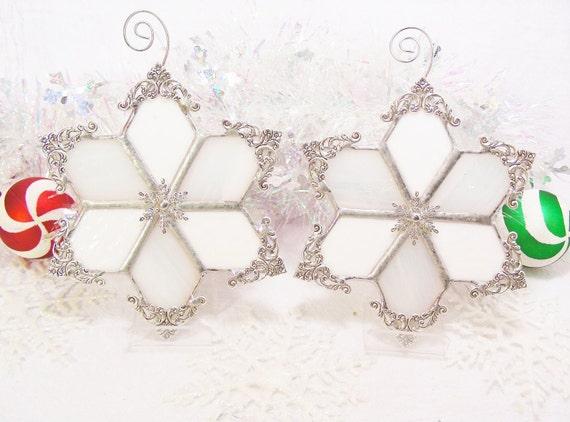 Sale Two Winter Wonderland Snowflakes Reg 65.00