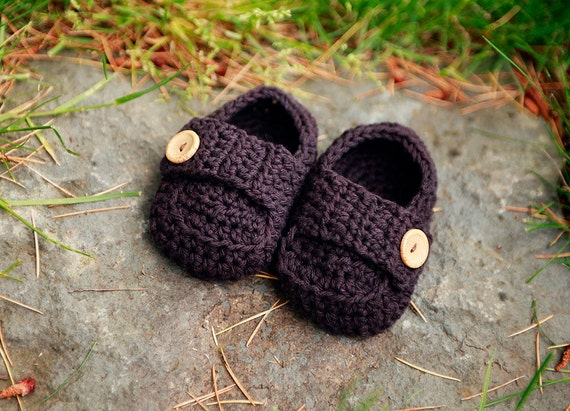 Baby Loafer Shoes - Size 4.5 (9-12 months)