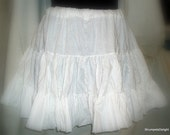 Lolita Style Petticoat Skirt in Your Choice Of Color