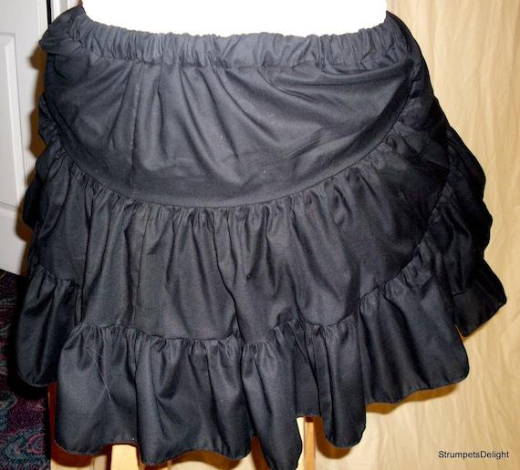 Cotton Petticoat and Lolita Skirt Very full, true plus size