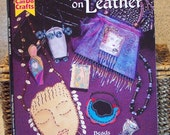Can Do Crafts.....Artful Beads on Leather