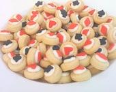 Vegas Baby Vegas...Casino Confetti Cookies (10 dozen fun and festive dot cookies)