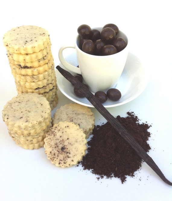 HOLIDAYCOOKIES20 20% off Black Friday through Cyber Monday PURE Cookies...Chai Shortbread Cookies (1/2 pound)