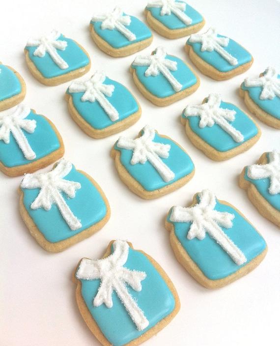 Tiffany Box Cookies (2 dozen)