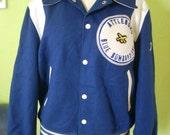 Vintage Letterman Jacket, Costume, Attleboro High School Massachusetts