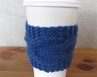 Bella Blue Coffee/Tea Sleeve