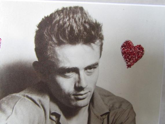 I Heart James Card