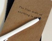 Snarky Hemingway Notebook