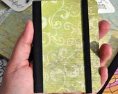 SALE Altered Mini Notebook