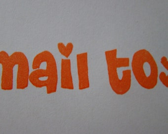 mail to: