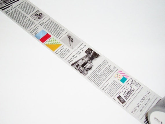 LIMITED EDITION -- mt newspaper
