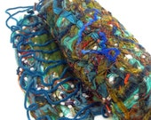 Store Closing SALE 40% OFF, Twilight Forest yarn mosaic