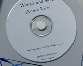 CD of original music - Wood and wire