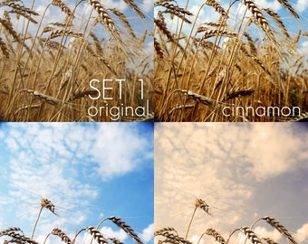 NEW: 25 Photoshop Actions - Set 1, Set 2 & Set 3 - Special Offer, Save 8 Dollars