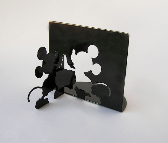 Mickey Mouse Bookends Michael Graves