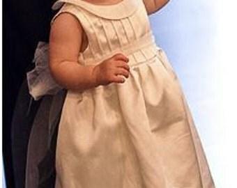 Jenna Toddler Flower Girl Dress