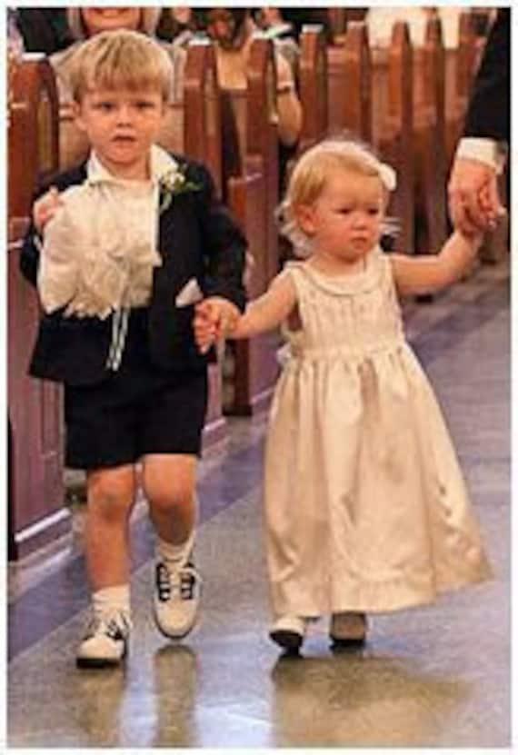 Classic styled Eton Ring Bearer Suit, Toddler - Custom