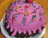 Cupcake Hat for Toddler