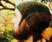 Woodsy Soft Knitted Urban Slouch (Made to Order)
