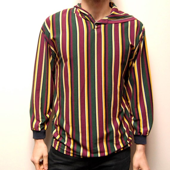 STRIPED HOODIE summer thin long sleeve hooded shirt