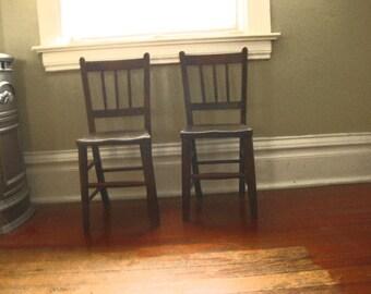 Their Chairs original photograph