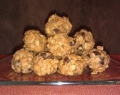 All Natural No Bake Peanut Butter Granola Bites Gourmet sold by the bakers dozen