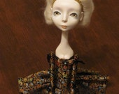 OOAK -Art doll - Isidora