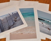 ON SALE - Today ONLY - Gone to the Beach - Collection of Greeting Cards