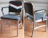 Fall In Rank Goodform Navy Chairs