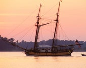 Fine Art Photography Print / Chestertown's Sultana on the Tred Avon River