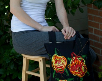 Fashionable purse designed for any occasion made from recycled materials