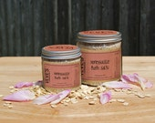 Honeysuckle Bath Salts, 3oz, by Veve's Handmade