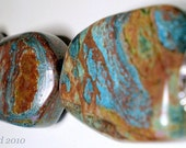 Rainbow Jasper Necklace