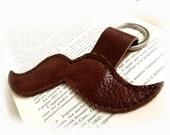 Tutorial Leather moustache keychain  PDF