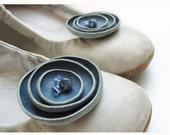 Tutorial Leather shoe clips  PDF