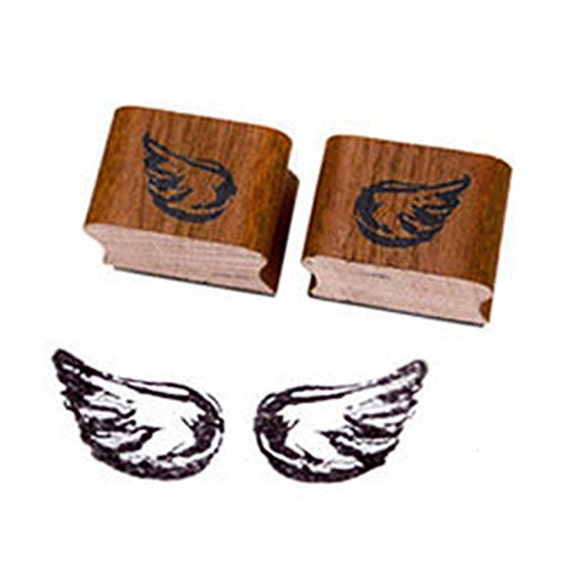 Wing mini Stamps (2 stamps)