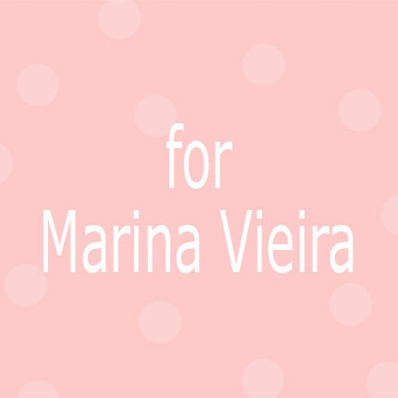 for Marina Vieira