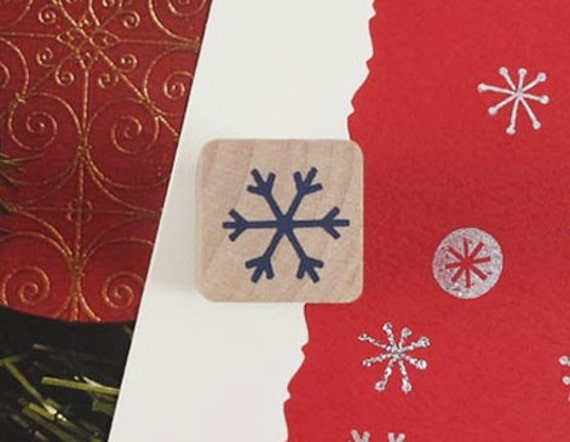 Snow Flower Stamp