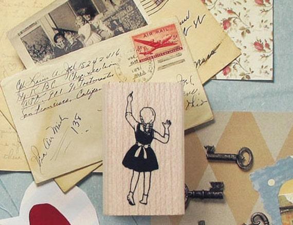 Girl's Dream Stamp