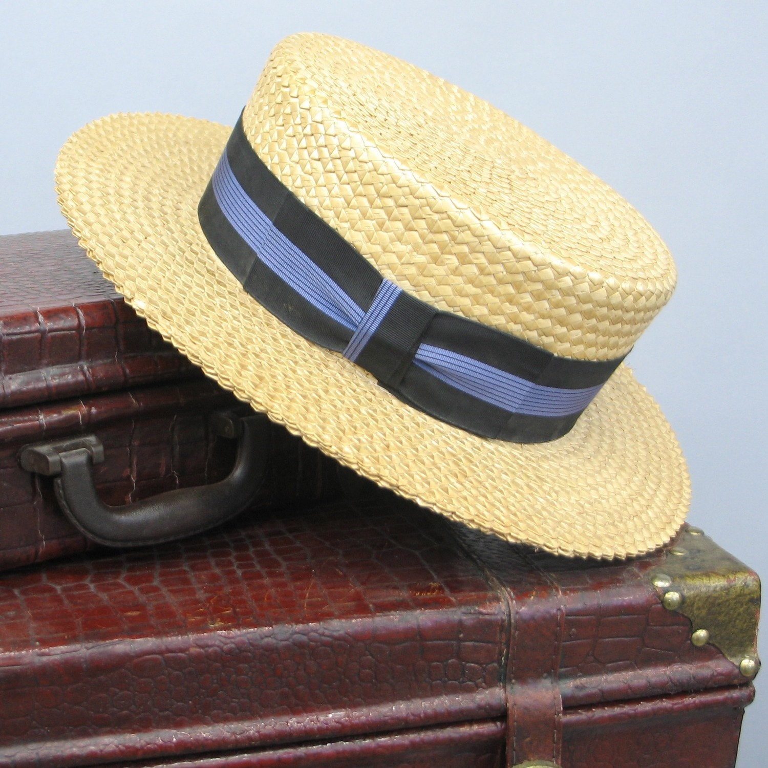 Find great deals on eBay for Boater Hat in Vintage Straw Hats For Men. Shop with confidence.