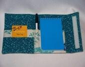 Blue Song Bird Mommy Journal List Taker