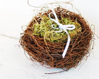 Ring Bearer Nest - Ring Bearer Pillow