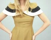 Archer Dress - Gold