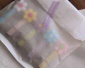 6 3/4 x 9 Glassine Bags Set of 50