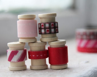 ITS ALL LOVE Japanese Washi Tape Assortment