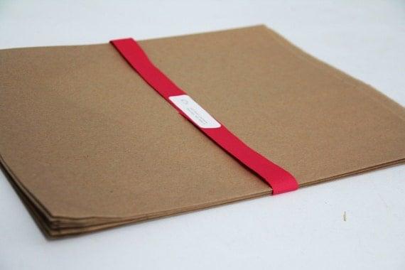 Kraft Paper Bags 12 x 15 Lot of 12